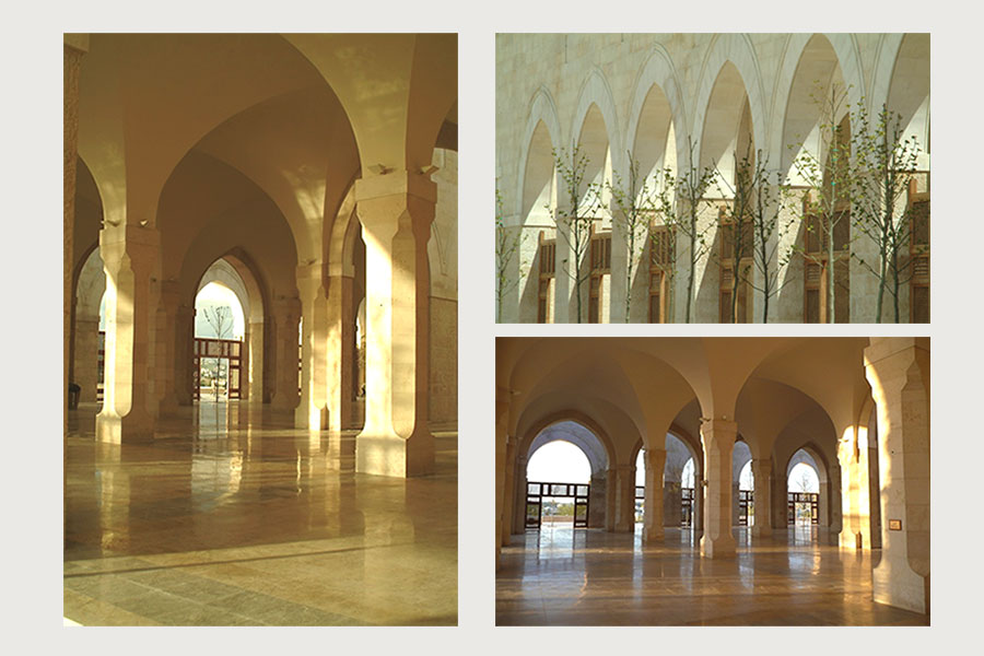 The King Hussein Mosque