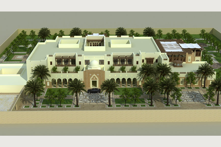 Private Residence - Doha