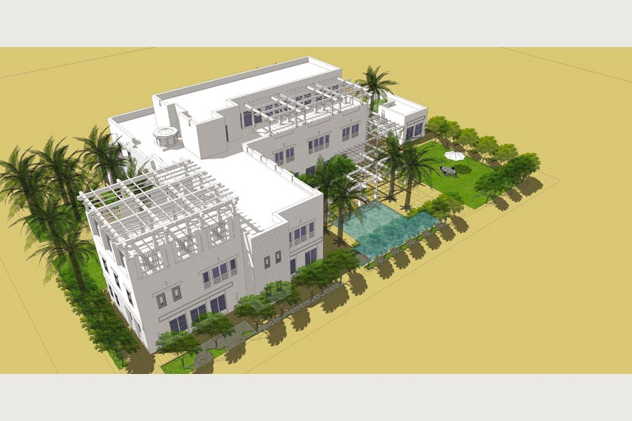 Private Residence - Riyadh